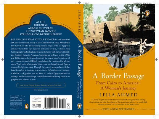 A Border Passage By Ahmed, Leila