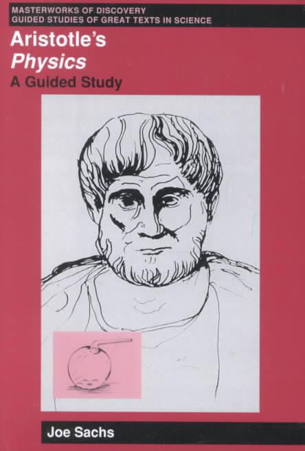 Aristotle's Physics By Sachs, Joe/ Aristotle
